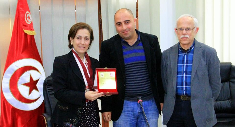 Sincères félicitations à notre Collègue Pr.Ag. Mohamed Habib Grissa.