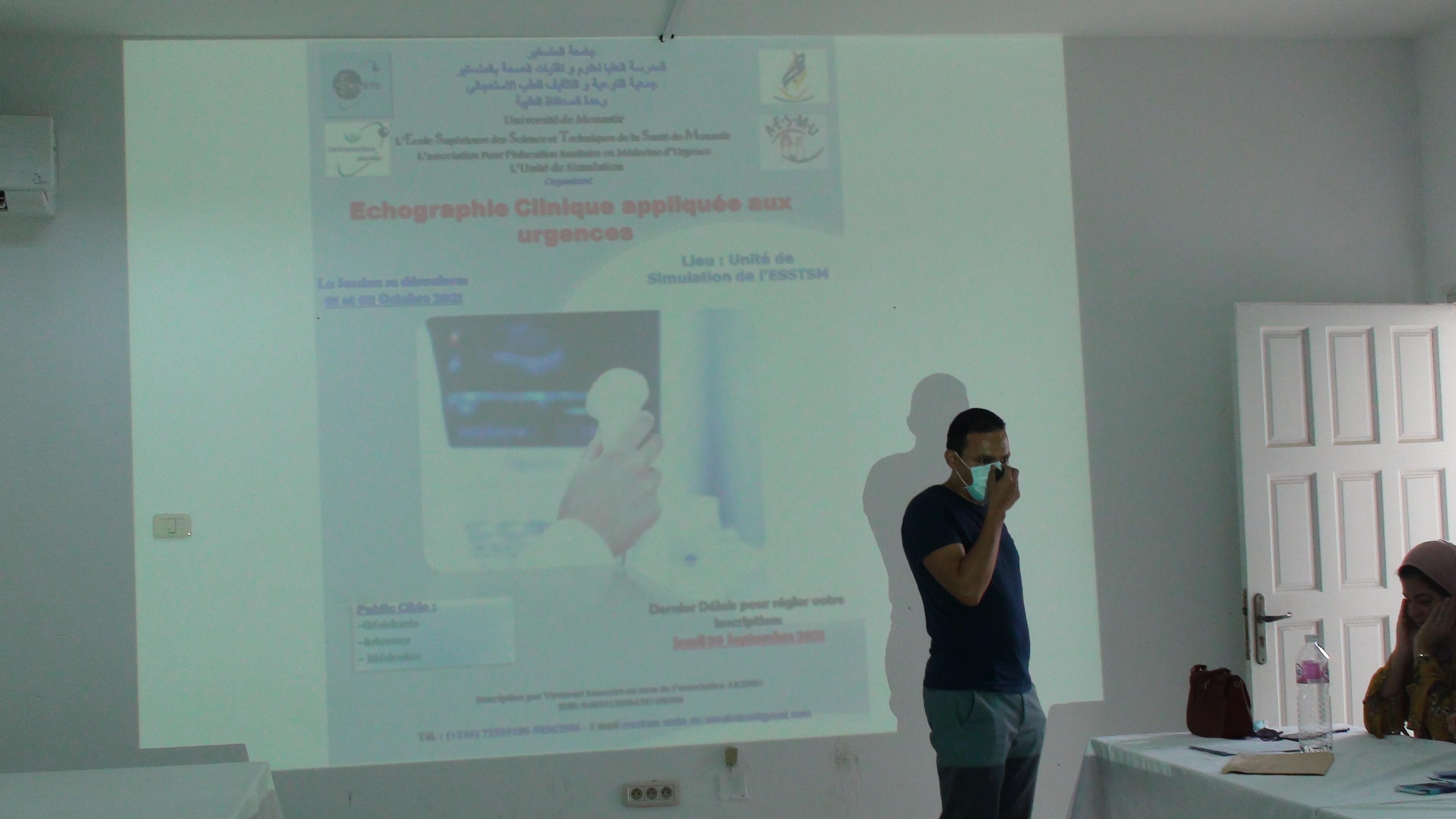 Master Class en Echographie Clinique