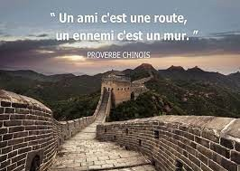 Proverbe du jour: Proverbe chinois