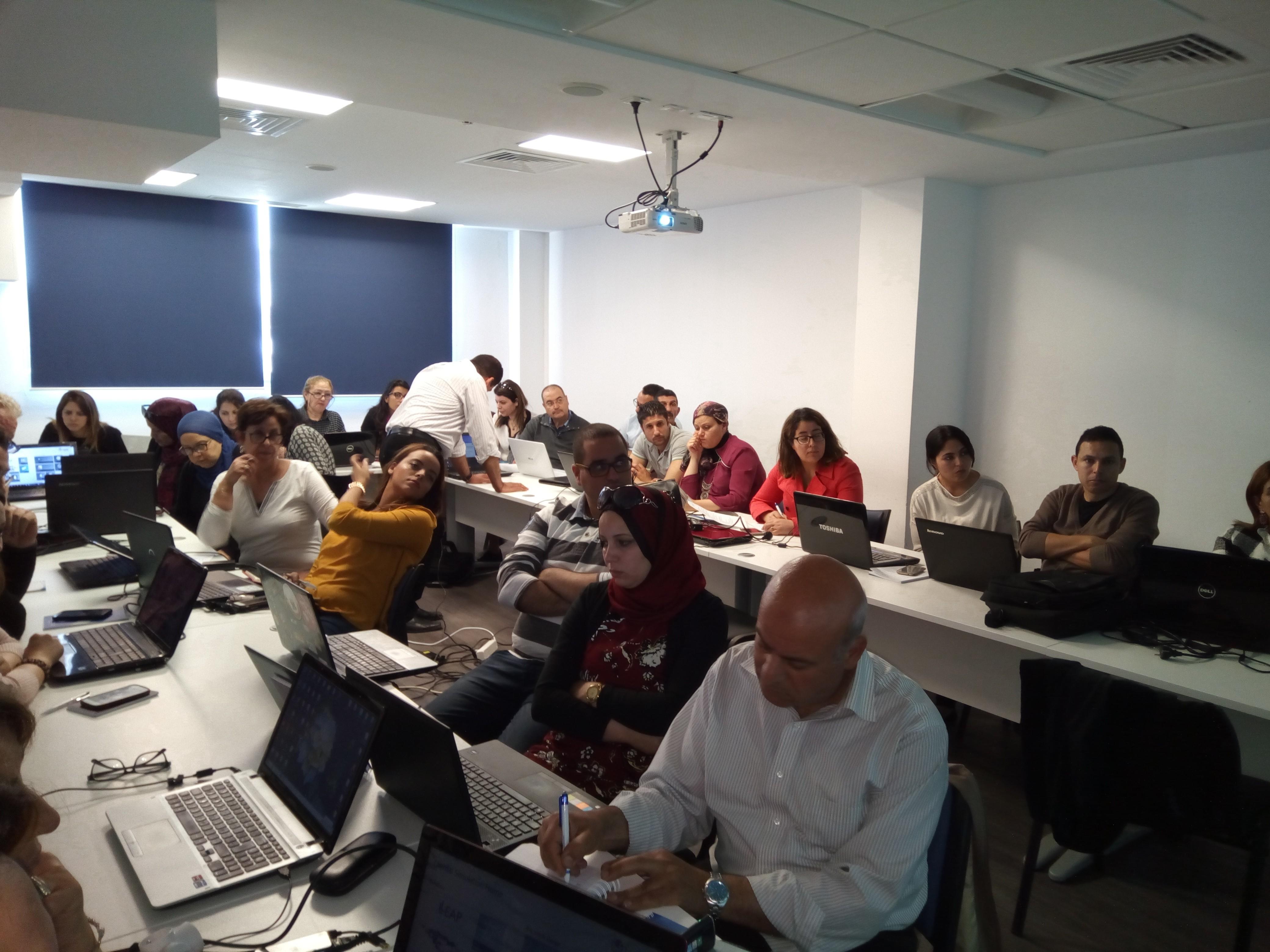 Troisième séminaire du CEC de simulation en sciences de la santé de l'ESSTSM