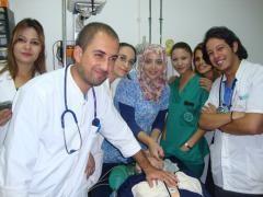 Bonne nouvelle : une première a l'hôpital...