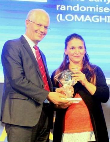 Le Prix Sanofi de Recherche en Santé attribué au Docteur Kaouther Beltaïef