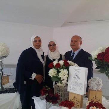 Sincères félicitations à notre collègue Pr.Ag.Bouida wahid