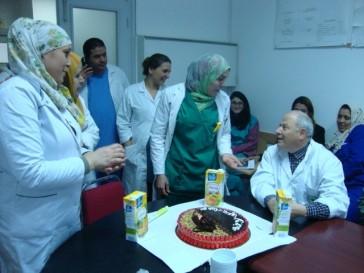 '' Tous nos vœux sont sincères…'' Joyeux anniversaire Mme Raoudha.