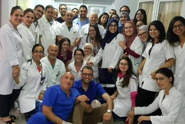 Grâce à ces patriotes nous avons pu informatiser le dossier médical au service des urgences de Monastir...