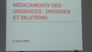 Drogue et Dilution