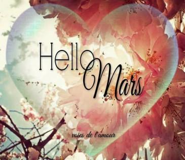 Le moi de MARS