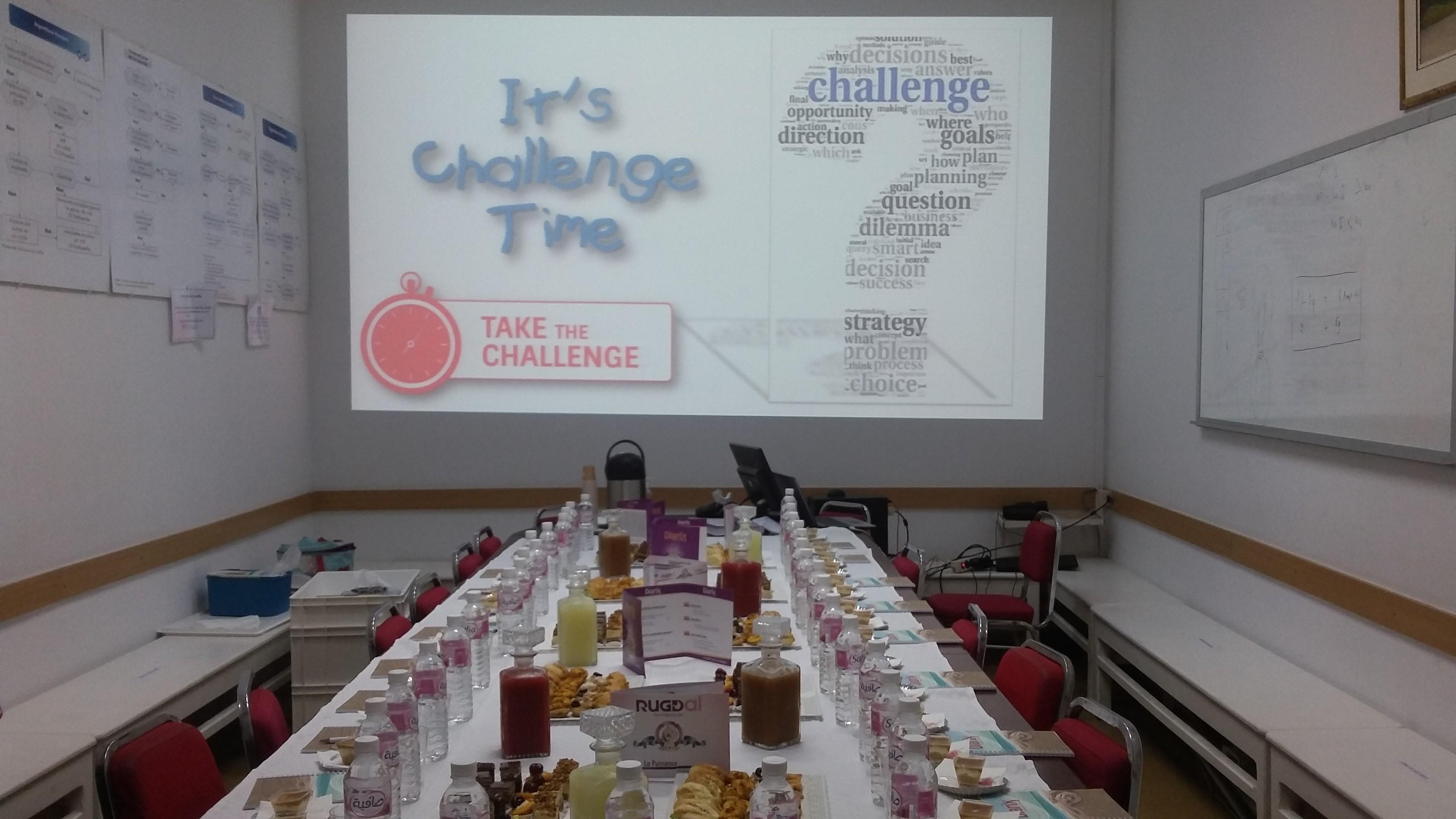 Case challenge