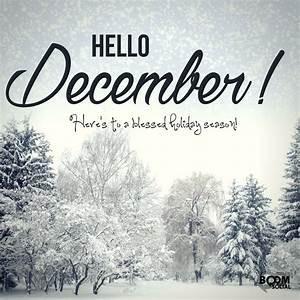 Le mois de  Décembre