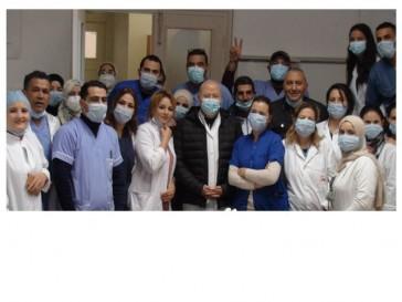 Formation continue du personnel paramédical