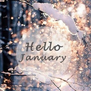 Le mois de Janvier 2021