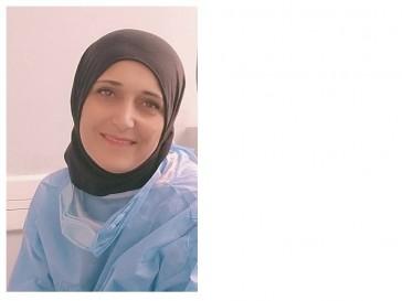 Personnalité de la semaine: Notre belle infirmière Mouna