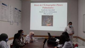 Topo: Base de l'Echographie Pleuro Pulmonaire