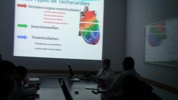 Formation: Tachycardie aux urgences