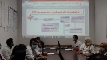 Formation: Prise en charge d'un AVC