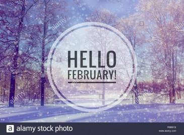 Le mois de Février 2021