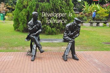 Clin d'œil: Développez la tolérance