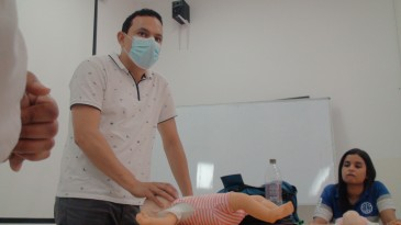 Formation: Pediatric Basic Life Support