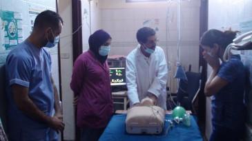 Formation: L'arrêt cardio respiratoire