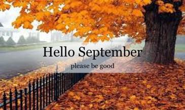 Le mois de Septembre 2021
