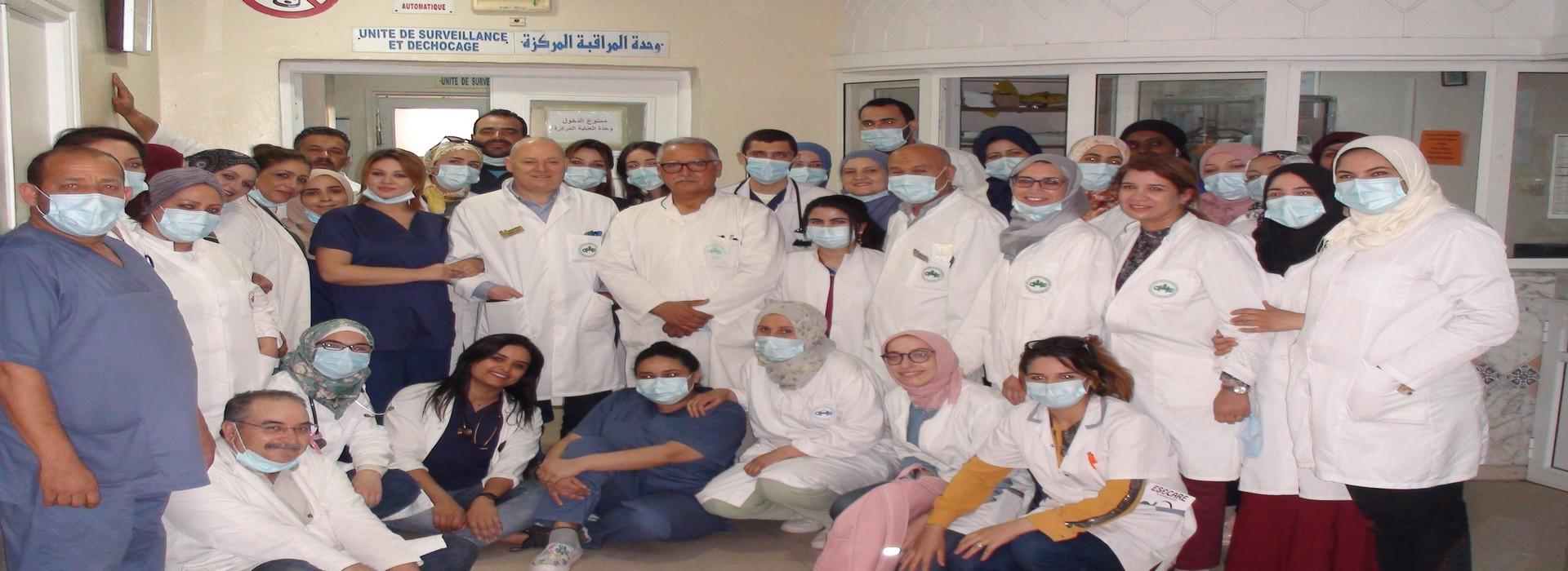 «Emergency Medecine Day», ou EM-Day, la journée mondiale de la médecine d'urgence.