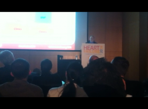 First  world congress of Acute  Heart Failure.