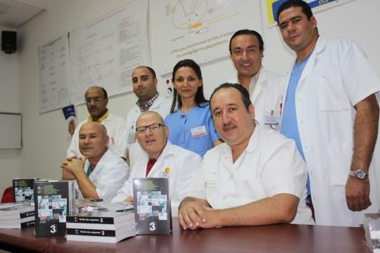 Bravo à toute l\'équipe du Service des Urgences de Monastir